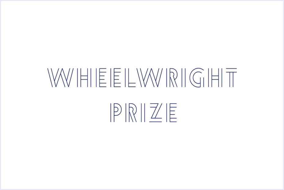 Стипендиальная программа для молодых архитекторов Wheelwright Prize 2021