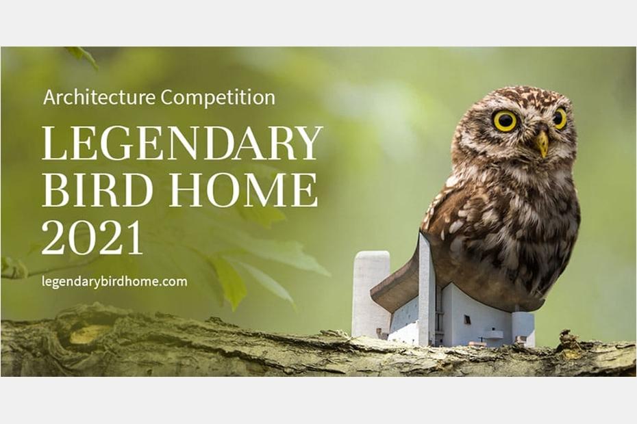 Международный архитектурный конкурс Legendary Bird Home 2021