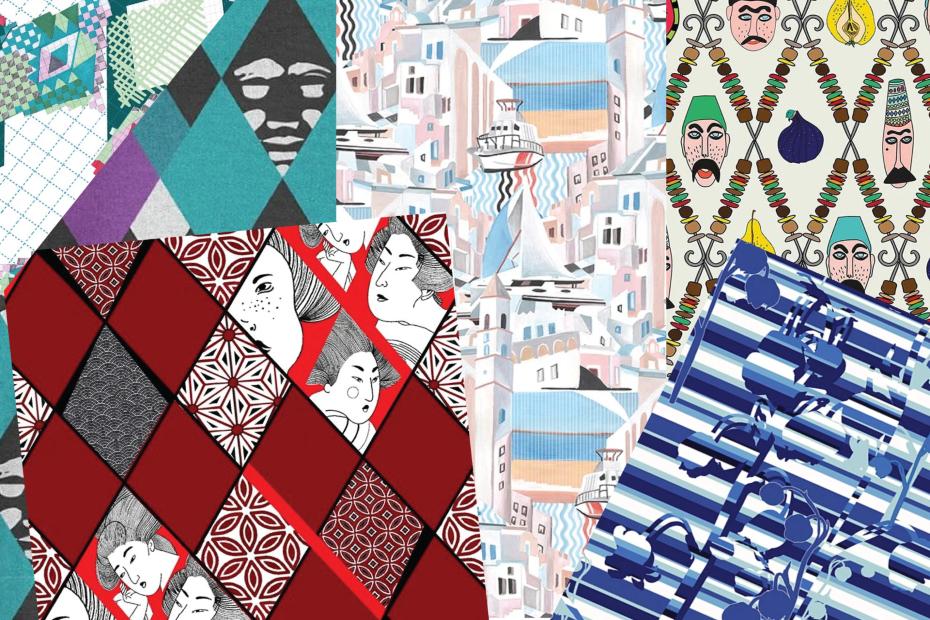 Textile Design Talents Solstudio Award 2021