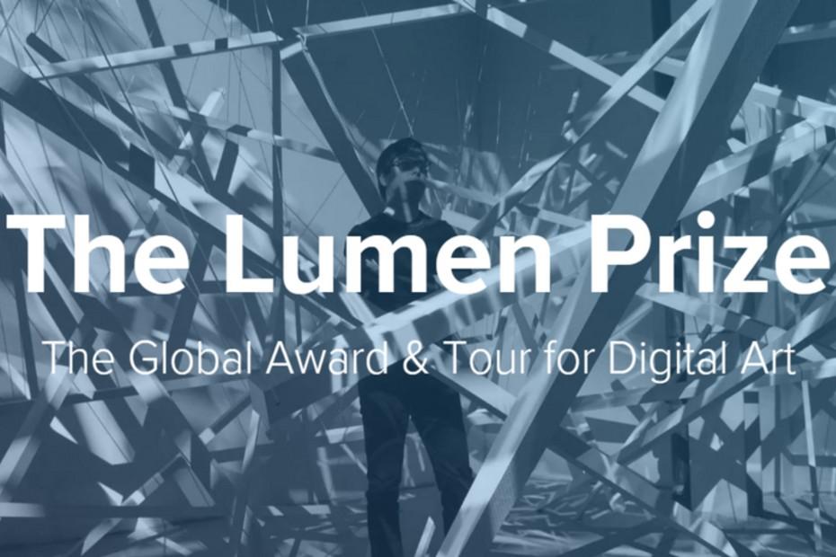 The Lumen Prise for Digital Art 2021