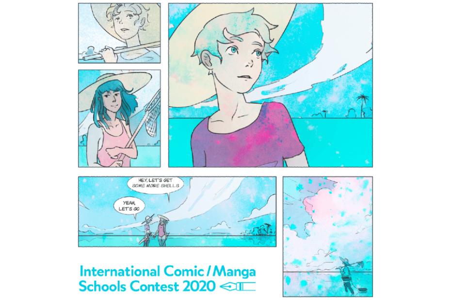 International Comic Manga Schools Contest