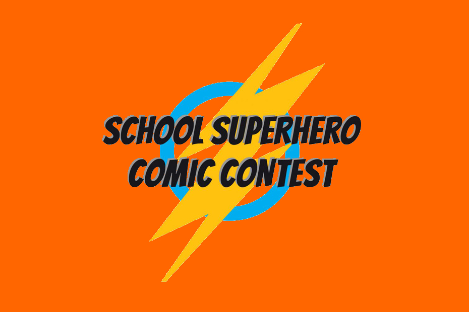 Конкурс комиксов UNICEF's School Superhero Comic Contest