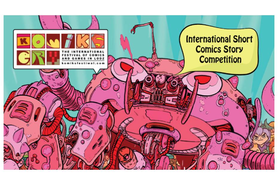 International Festival ofComics and Games inLodz