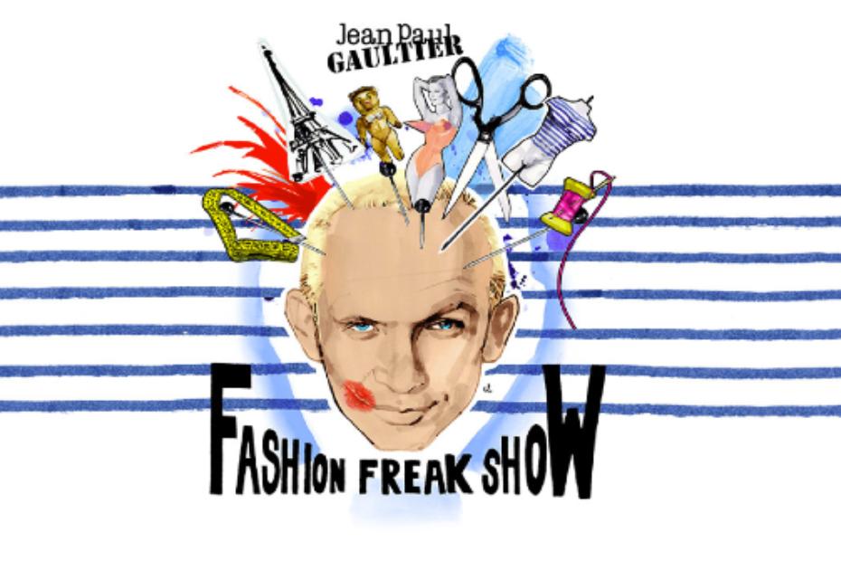 Конкурс для модельеров отЖан-Поля Готье