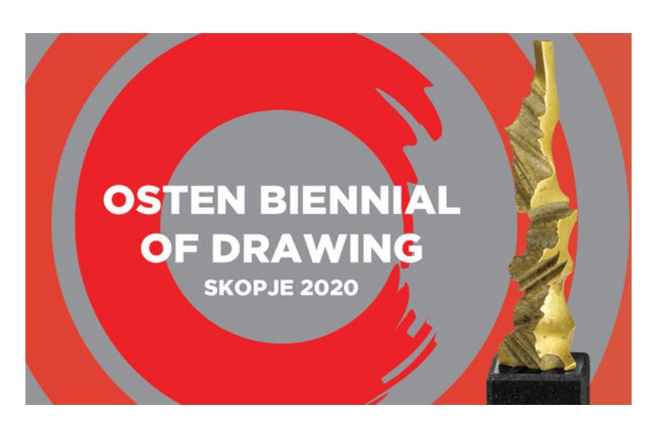 OSTEN Biennial ofDrawing Skopje 2020