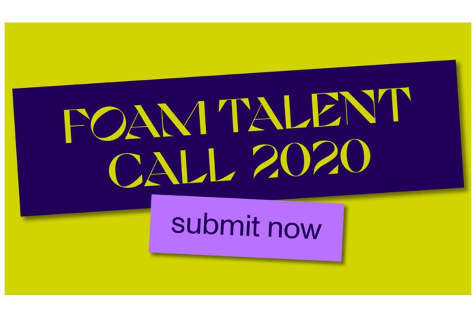 Foam Talent Call 2020