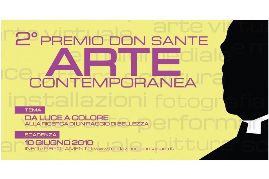 2nd Award Don Sante for Contemporary Art