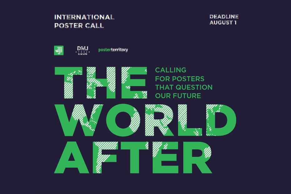 Open call насоздание плакатов обудущем The world after