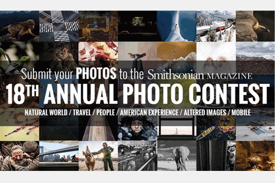 Фотоконкурс Smithsonian Magazine 18th