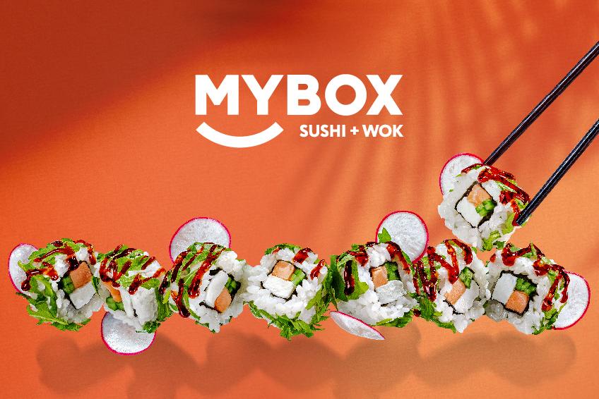 Конкурс надизайн упаковки отсети ресторанов MYBOX