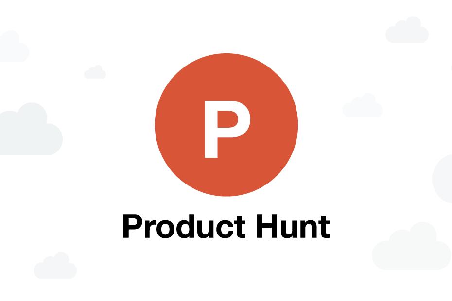 Онлайн платформа Product hunt