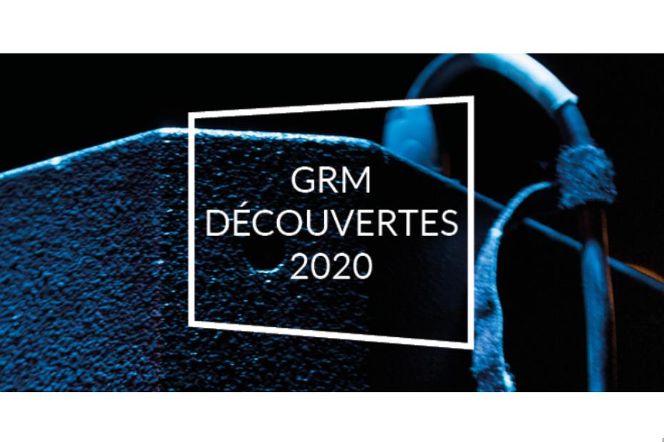 GRM Découvertes 2020