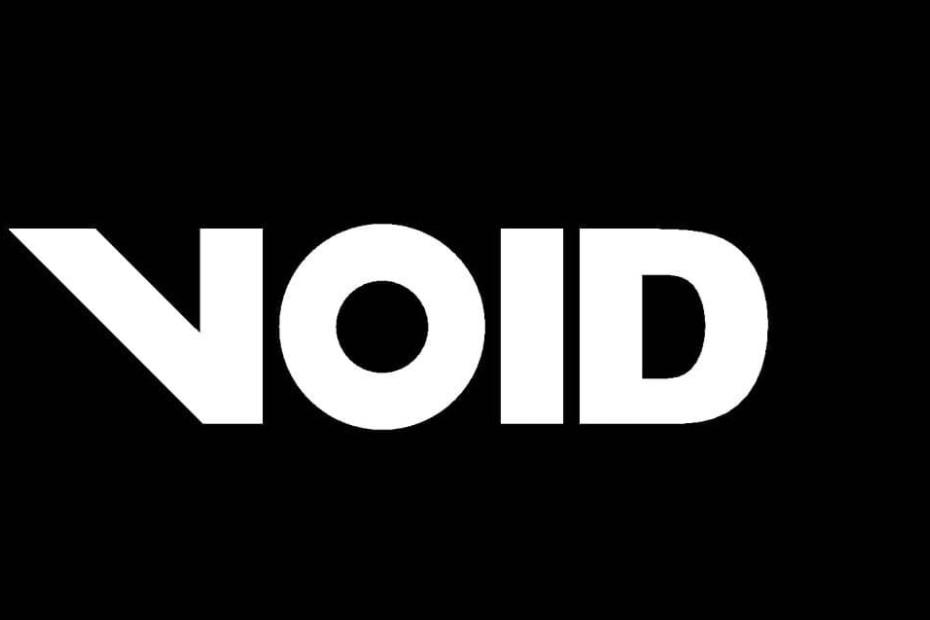 Анимационный фестиваль VOID