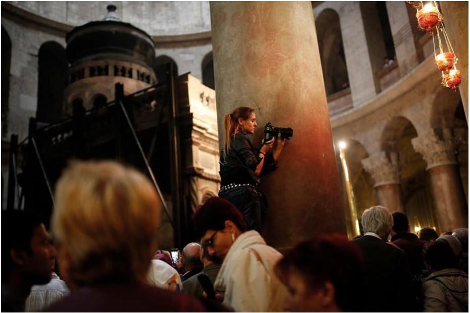 Программа грантов Yannis Behrakis Photojournalism