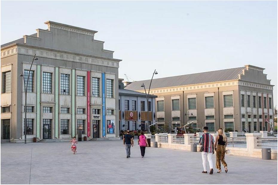 Азербайджанский центр современного искусства Yarat проводит опен-колл
