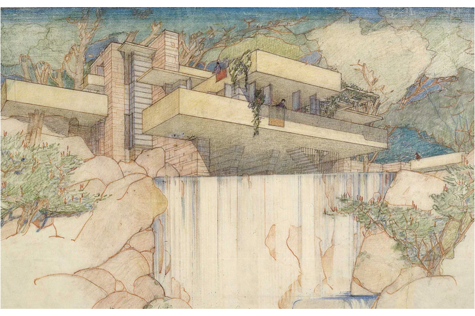 Diffusion Architectural Drawing Competition