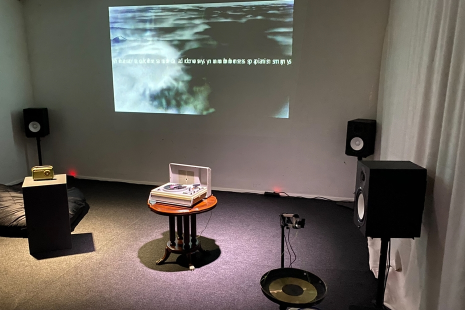 Moscow Sound Art Gallery SA))_gallery