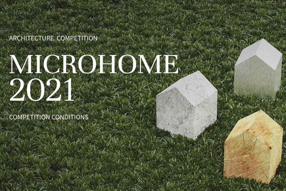 Конкурс мелкомасштабной архитектуры MICROHOME 2021