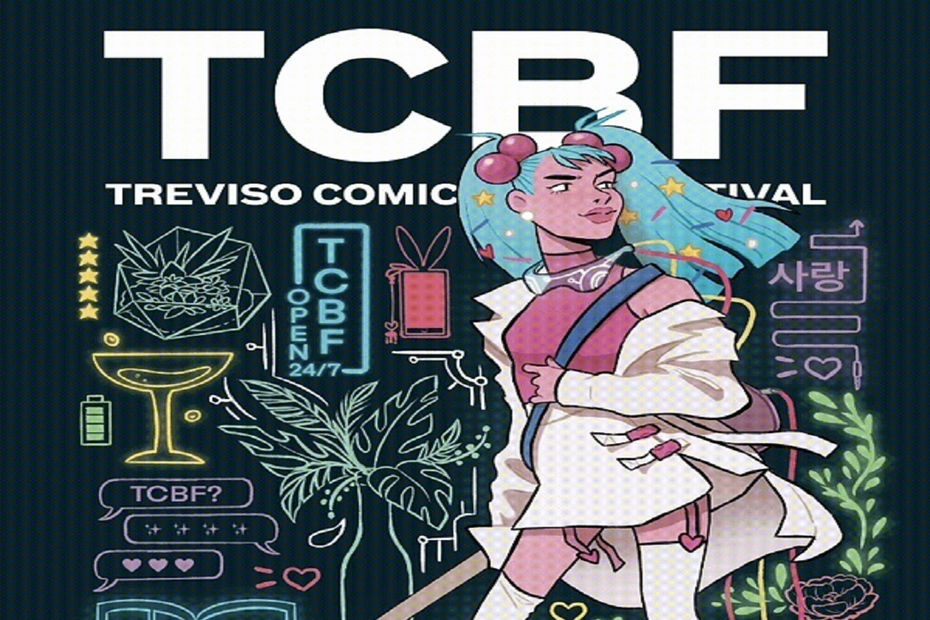 TCBF 2021— International Competition For New Comic Book Authors