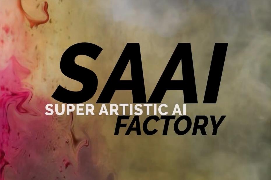 SAAI Factory. Хакатон поискусству иискусственному интеллекту