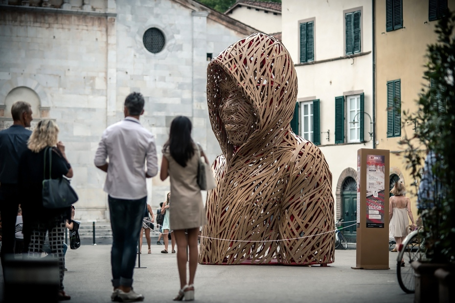 Lucca Biennale Cartasia 2022
