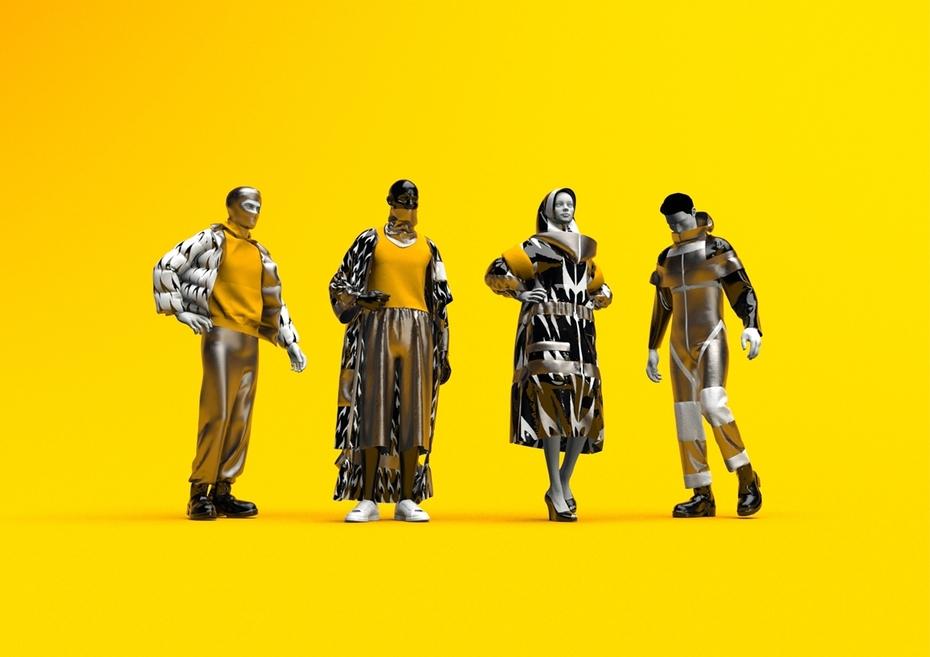 Конкурс насоздание digital одежды отAcer