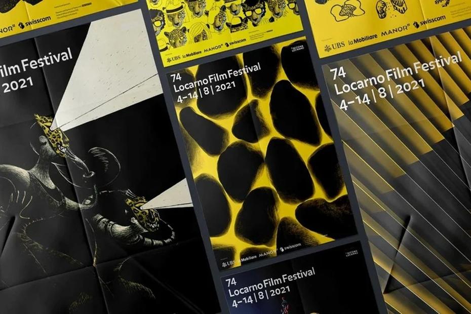 Конкурс плакатов для кинофестиваля Locarno Film Festival 2022