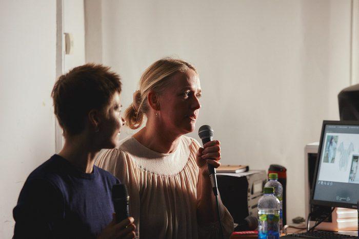 Видео: лекция дизайнера Ибен Хой (Дания)