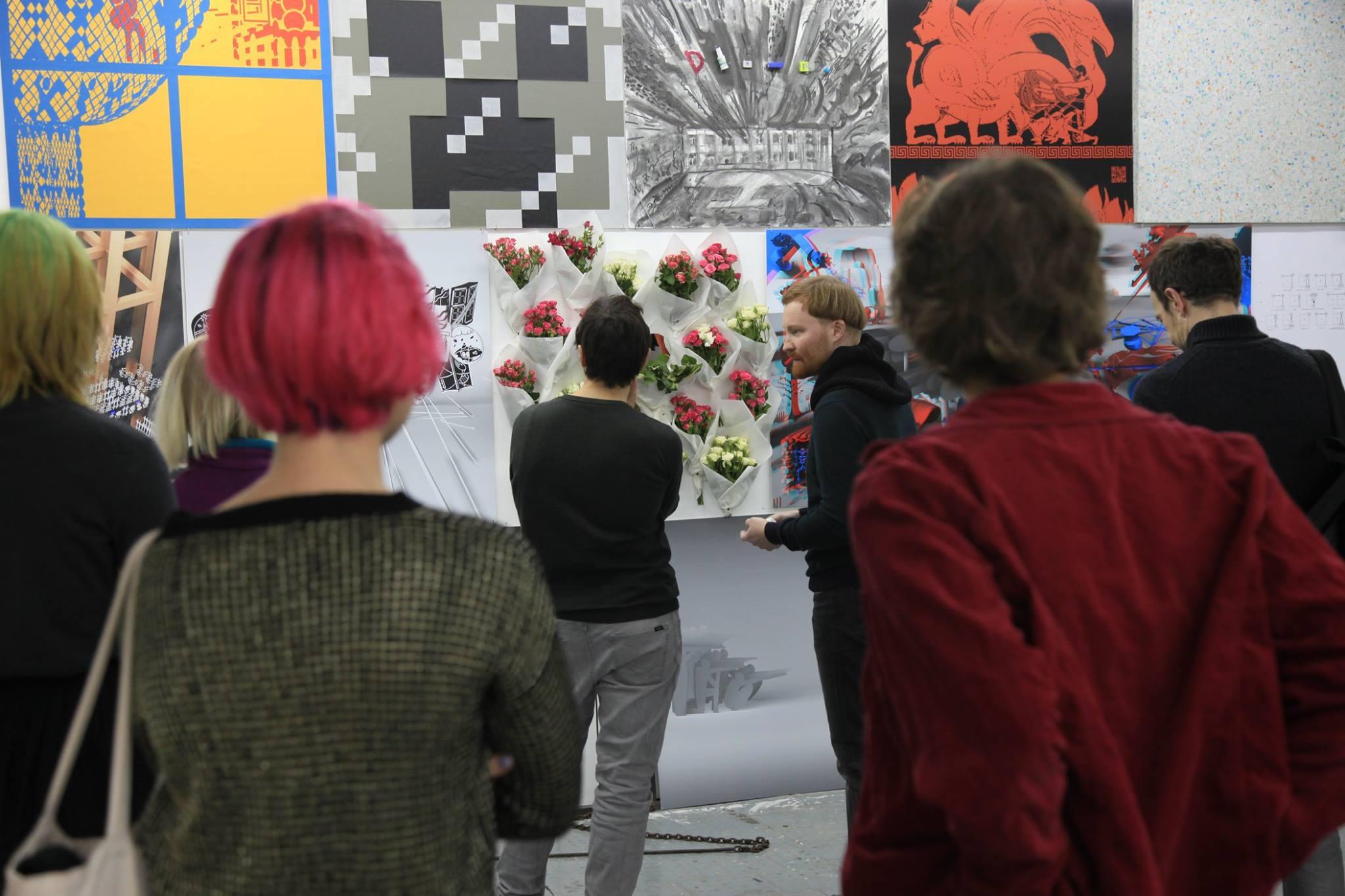 Открытие выставки «Фотография класса» нашего куратора Алексея Рюмина
