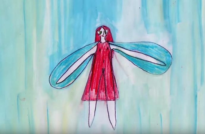 Студентка Школы дизайна сделала анимационный клип для московской группы «Спасибо»