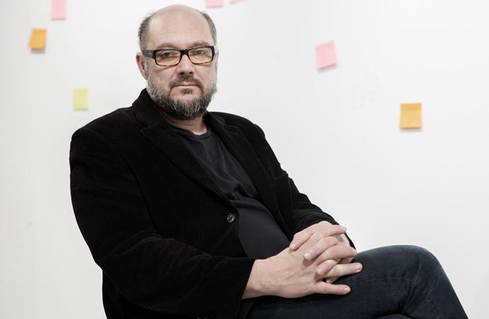 Видео: Artist talk сВладимиром Дубосарским