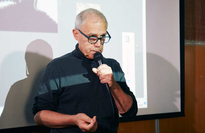 Видео: Artist talk ссаунд-художником Джоном Дунканом