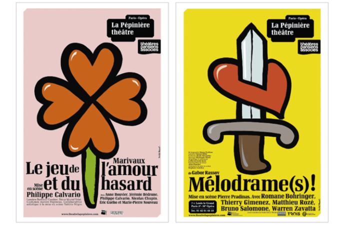 Легендарный плакатист Мишель Буве прочтет лекцию студентам Школы дизайна