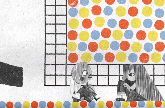 Анимационный фильм студенток впрограмме Anima Fest Zagreb
