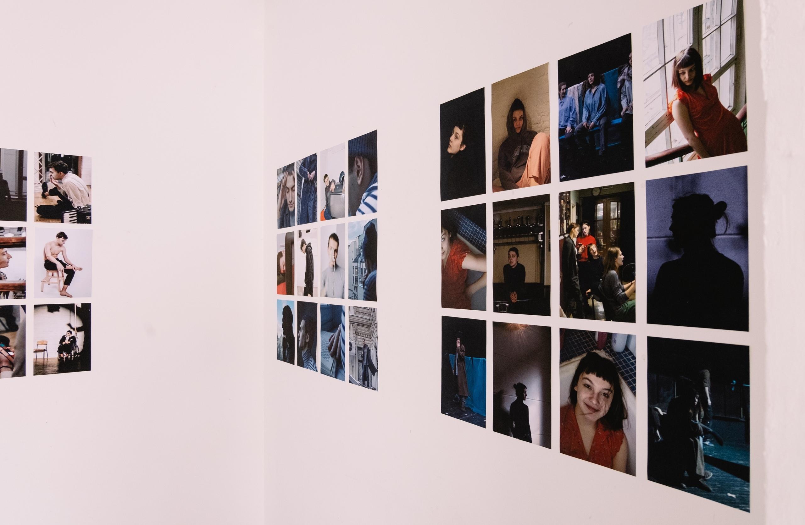 Студенческая выставка NONAME вЦИМе
