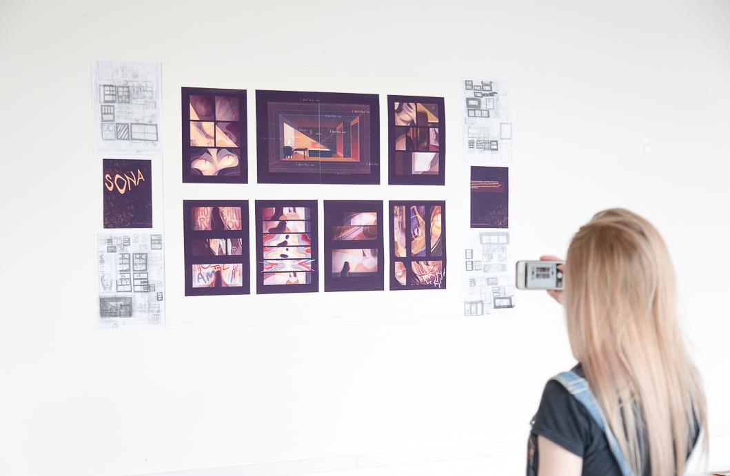 Летние открытые просмотры вШколе дизайна