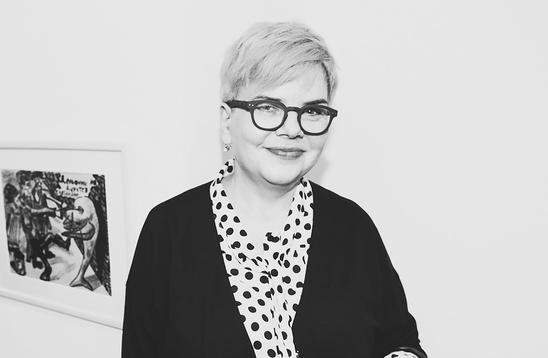 Милена Орлова— преподаватель программы «Современное искусство»