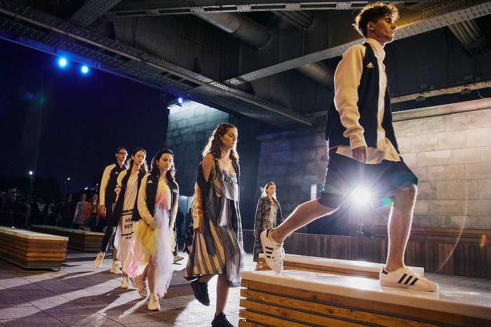 Студенты направления «Мода» провели открытый показ наДне Вышки 2019