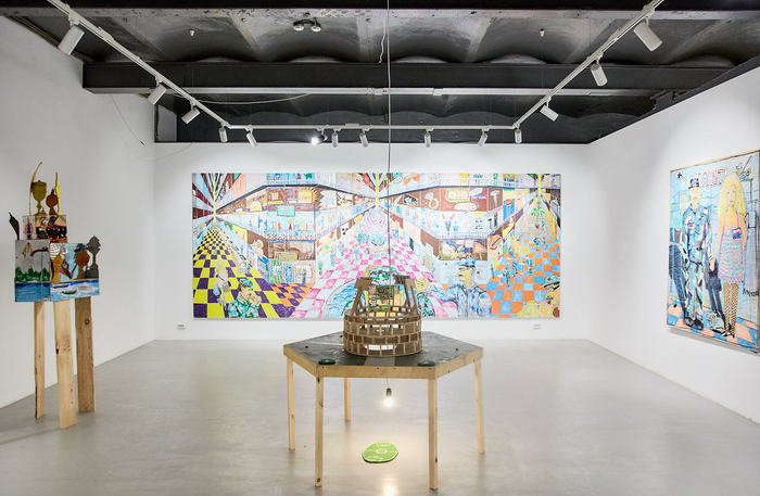 HSE ART Gallery исполнился год