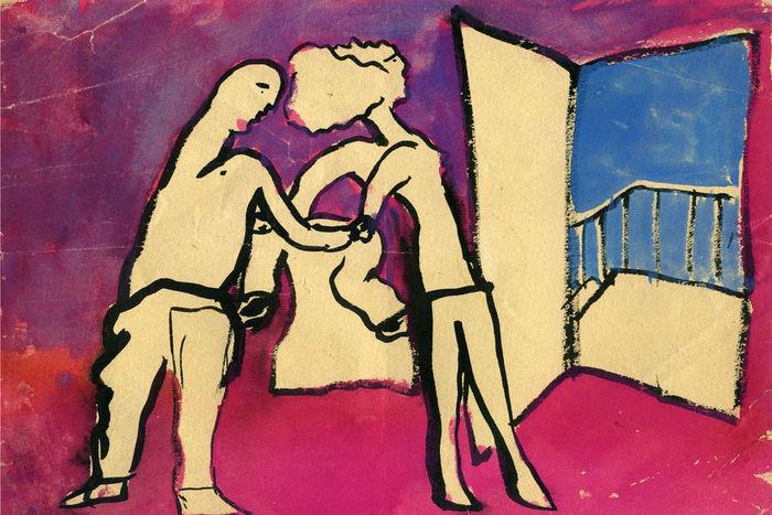 Выставка Александра Джикии «Настоящее прошлое»