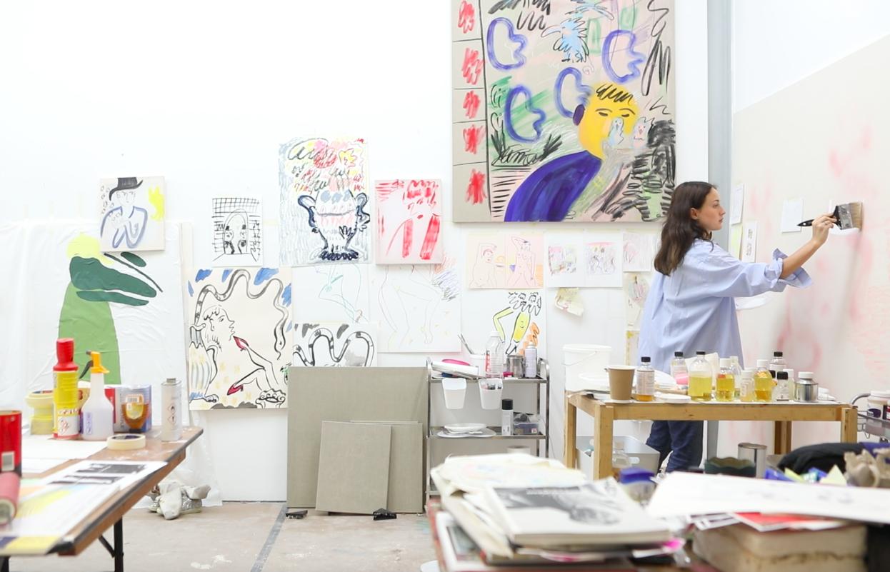 Выставка студентов магистратуры «Современная живопись»