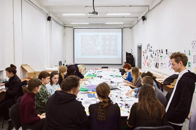 Круглый стол опроблемах современного образования вобласти искусства идизайна