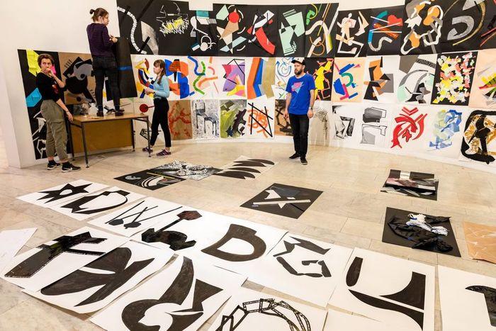 Студенты Школы дизайна навыставке «ПРО.МЕТОД» вНовой Третьяковке