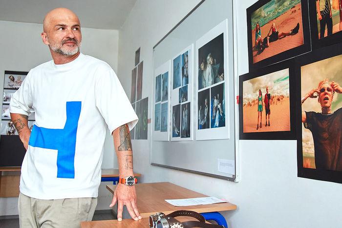 Анзор Канкулов: «Можно сделать невероятную карьеру вфэшн-журналистике. Это сложно, нореально»