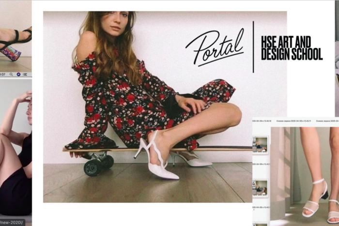 Коллекция студенток направления «Мода» вмагазине Porta
