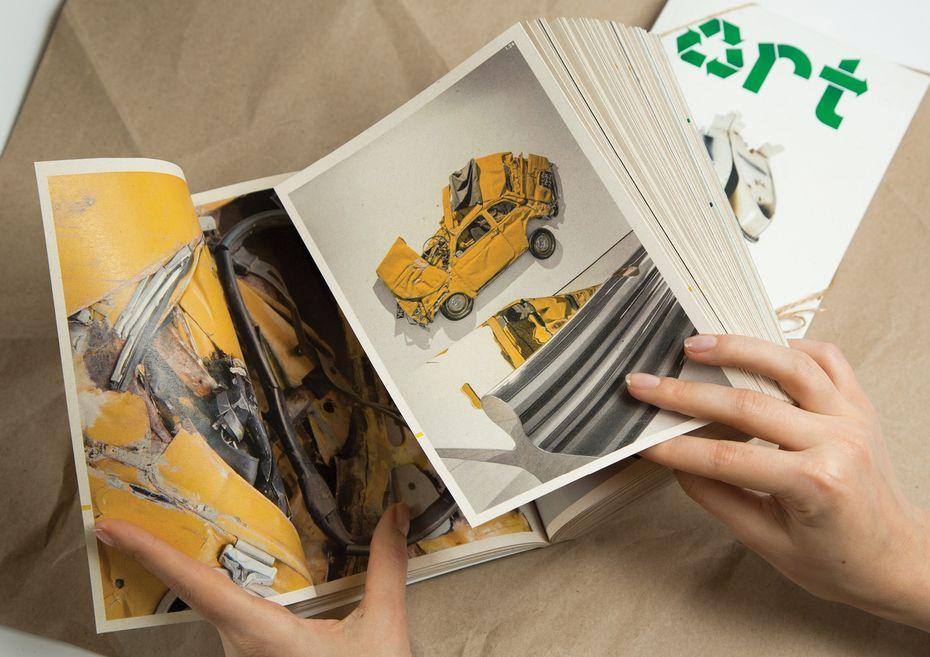 «Recycle всовременном искусстве»: книга-исследование