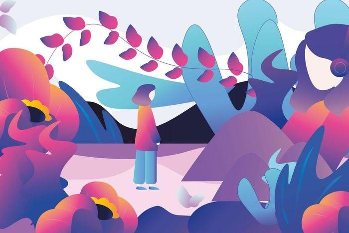 Музыкальный комикс, плакаты вAbobe Illustrator исоциальный ролик: итоги занятий вДетской школе дизайна