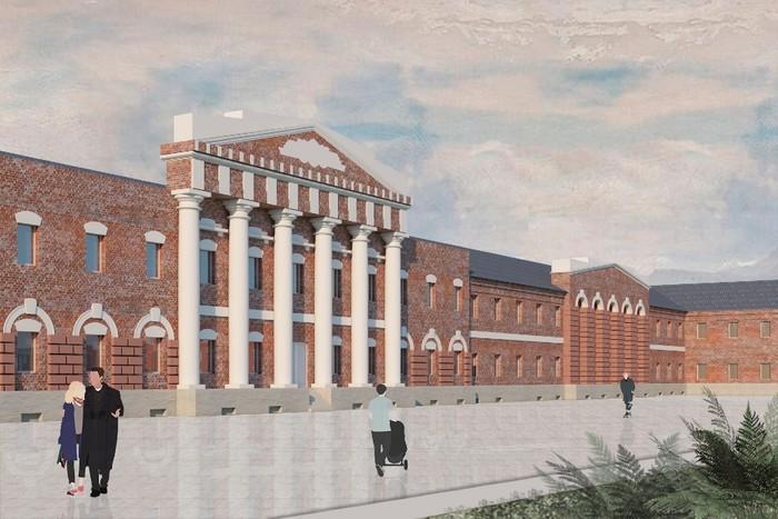 Студенты Школы дизайна получили диплом Союза архитекторов навыставке «Архитектурное наследие» вПетербурге