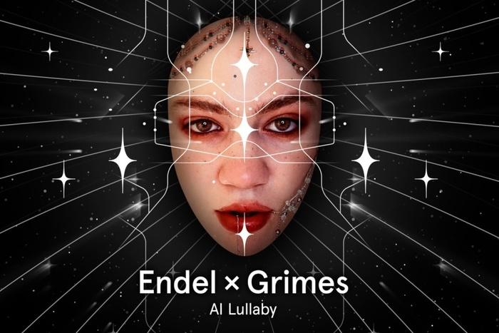 Endel xGrimes: преподаватель ивыпускница Школы дизайна приняли участие вколлаборации