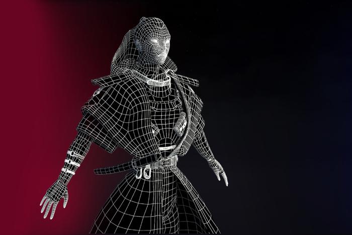Открытая лекция Романа Горошкина «Путь самурая. Геймдев бусидо»